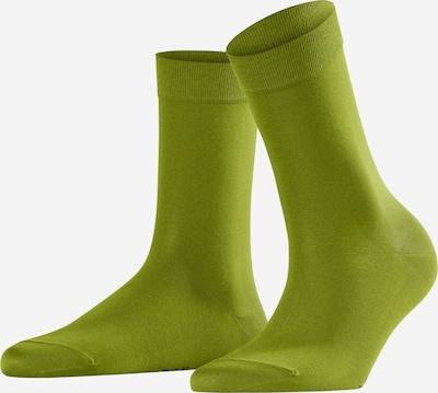 Șosete FALKE pe verde pastel, Vizualizare produs