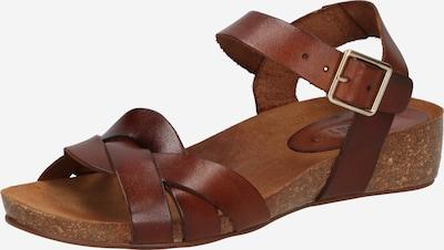PAVEMENT Sandale 'Jade' in braun, Produktansicht