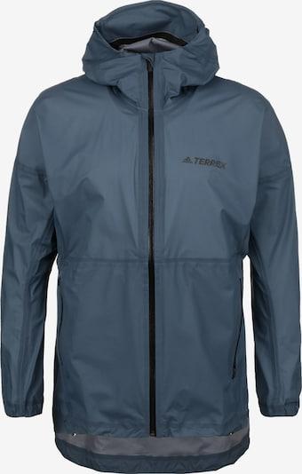 adidas Terrex Regenjacke in dunkelblau, Produktansicht
