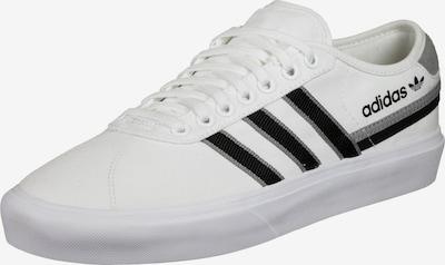 ADIDAS ORIGINALS Sneaker 'Delpala' in silbergrau / schwarz / weiß, Produktansicht