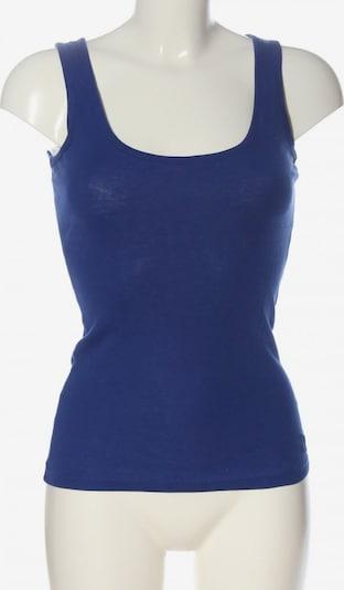 Tally Weijl Basic Top in S in blau, Produktansicht