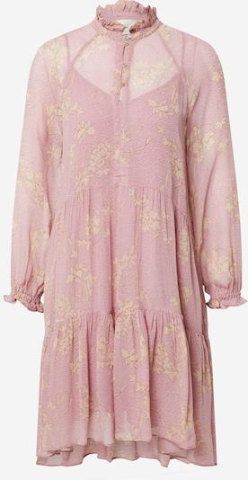 Rochie SECOND FEMALE pe galben deschis / roz / rosé, Vizualizare produs