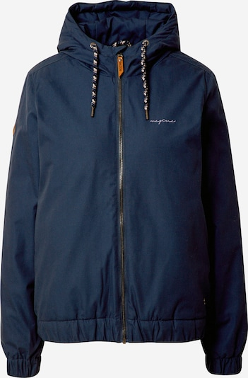 mazine Between-season jacket 'Library' in dark blue, Item view