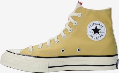 CONVERSE Sneaker in gelb / pink, Produktansicht
