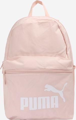 PUMA Rucksack 'Phase' in Pink
