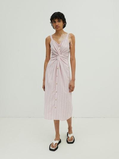 EDITED Kleid 'Tulia' in lila / mischfarben, Modelansicht