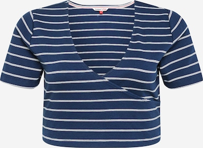 Tommy Jeans Curve Shirt in navy / white, Item view