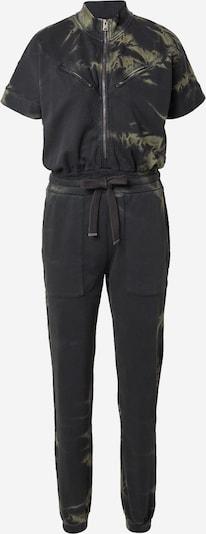 AllSaints Jumpsuit 'Kayla Tidy' in khaki / schwarz, Produktansicht