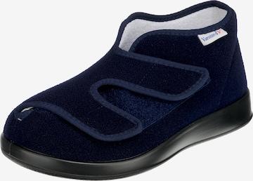 Varomed Slippers in Blue