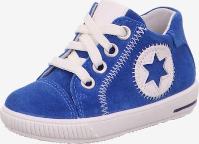 SUPERFIT Pirmo soļu apavi 'MOPPY' zils / balts, Preces skats