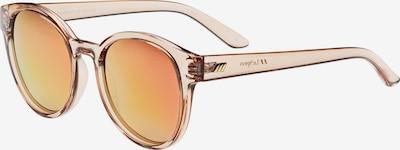 LE SPECS Sonnenbrille 'Paramount' in hellbraun / orange, Produktansicht