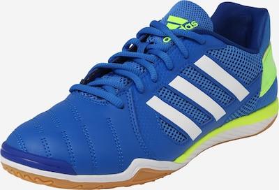 Futbolo bateliai iš ADIDAS PERFORMANCE , spalva - mėlyna / žalia / balta, Prekių apžvalga