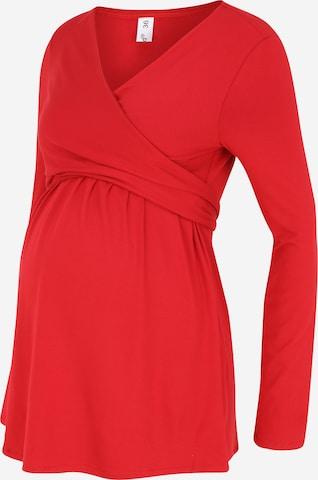 sarkans Bebefield T-Krekls 'Fabienne'