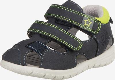 Sprox Baby Sandalen für Jungen in nachtblau / mischfarben, Produktansicht