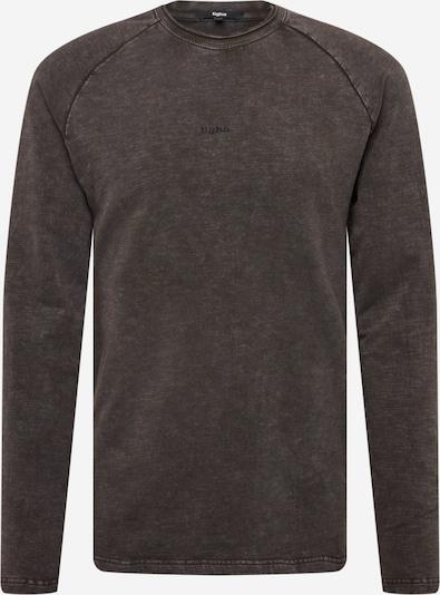 tigha Sweatshirt 'Buzz' in anthrazit, Produktansicht