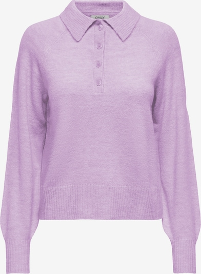 ONLY Pullover 'CORINNE' i lilla, Produktvisning