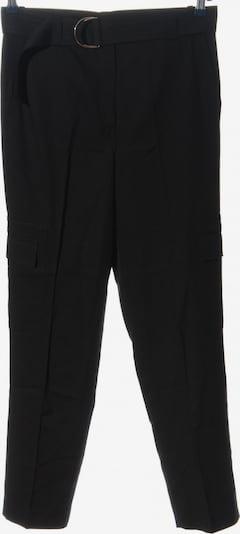 Massimo Dutti Stoffhose in L in schwarz, Produktansicht