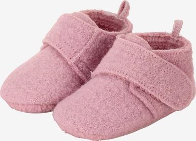 STERNTALER Pantoufle en rose, Vue avec produit