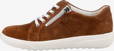 WALDLÄUFER Sneakers in cognac, Produktansicht