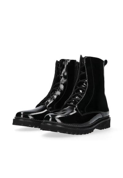 Tango Bikerboots 'BEE 5136-C' in schwarz, Produktansicht