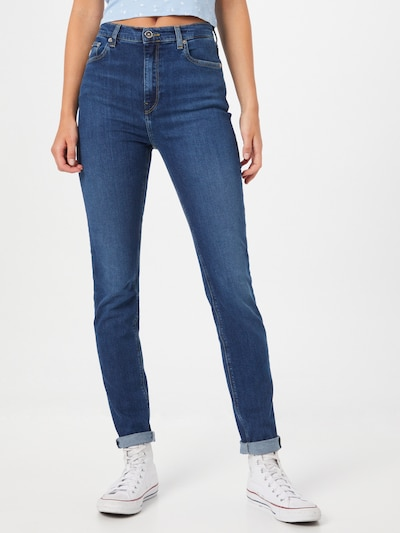 MUD Jeans Jeans in blue denim, Modelansicht