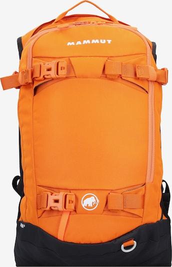 MAMMUT Sportrucksack 'Nirvana 18' in orange / schwarz / weiß, Produktansicht
