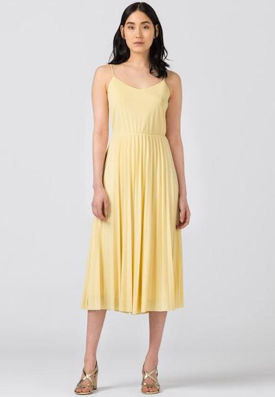 HALLHUBER Kleid in gelb, Modelansicht