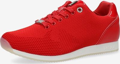 MEXX Baskets basses 'CATO' en rouge, Vue avec produit