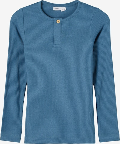 NAME IT Shirt in taubenblau, Produktansicht