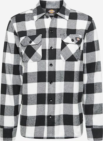 Camicia 'Sacramento' di DICKIES in nero