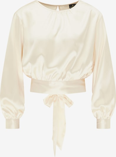 DreiMaster Klassik Bluse in creme / weiß, Produktansicht