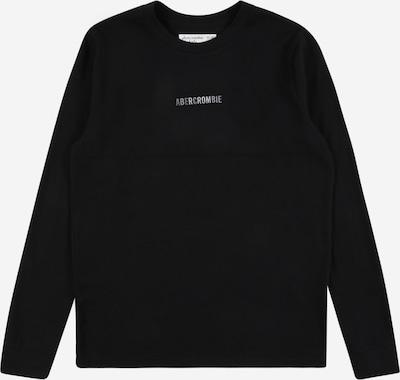 Abercrombie & Fitch Shirt in schwarz, Produktansicht