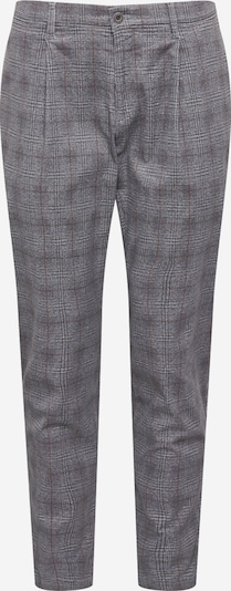 BRAX Chino trousers 'PAUL  ' in brown / graphite, Item view