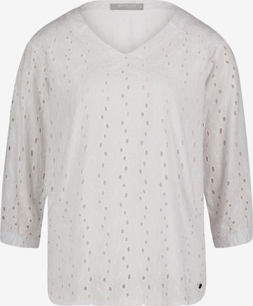 Betty & Co Bluse in Weiß