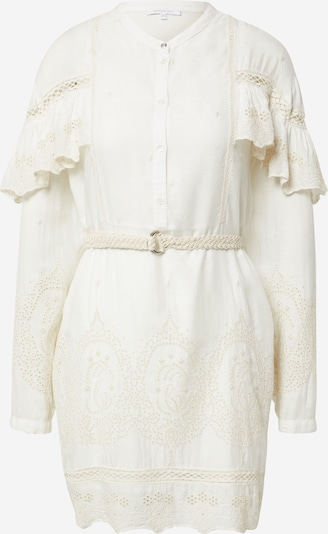 PATRIZIA PEPE Dolga srajca | bela barva, Prikaz izdelka