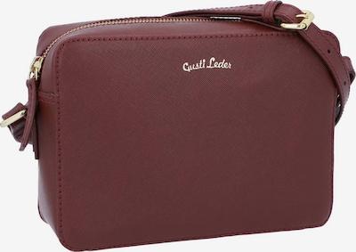 Gusti Leder Schultertasche 'Gusti Leder Almina' in rot, Produktansicht