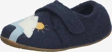 Living Kitzbühel Slippers in Blue