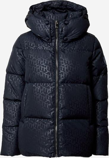 TOMMY HILFIGER Veste d'hiver en bleu nuit, Vue avec produit