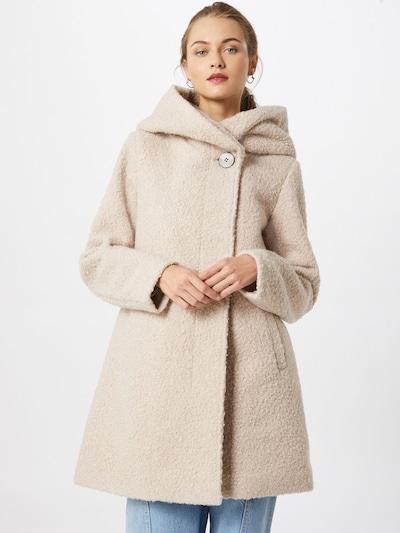 VILA Mantel in beige / nude, Modelansicht