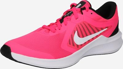 NIKE Calzado deportivo 'DOWNSHIFTER 10' en rosa oscuro / negro / blanco, Vista del producto