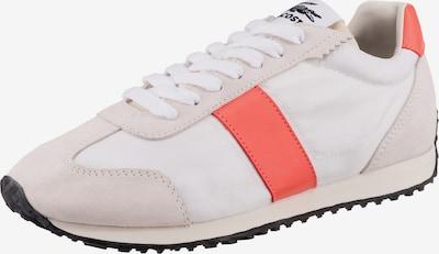 LACOSTE Sneaker ' Court Pace ' in himbeer / pastellpink / weiß, Produktansicht