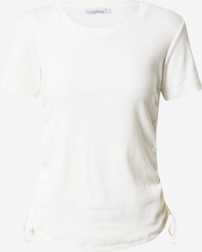 Stitch and Soul T-shirt en blanc cassé: Vue de face