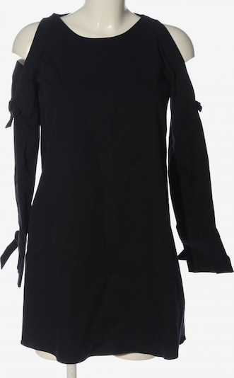 ZARA Langarmkleid in XS in schwarz, Produktansicht