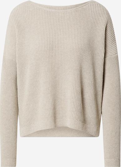 ONLY Pullover in hellgrau, Produktansicht