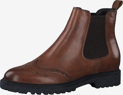 TAMARIS Chelsea Boots in braun / dunkelbraun, Produktansicht