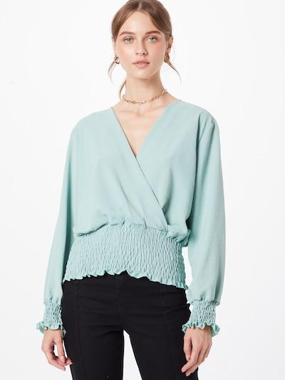 Hailys Bluse 'Anna' in mint, Modelansicht