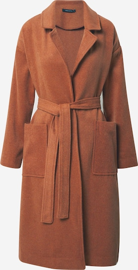 Rudeninis-žieminis paltas iš Trendyol , spalva - kupranugario: Vaizdas iš priekio