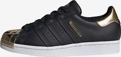 ADIDAS ORIGINALS Sneakers laag 'Superstar' in de kleur Goud / Zwart, Productweergave