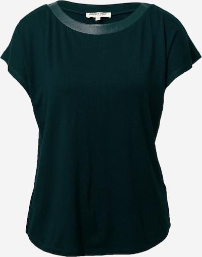 ABOUT YOU Shirt 'Meret Shirt' in schwarz, Produktansicht