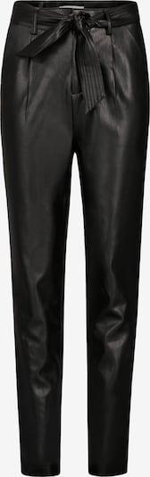 Morgan Bandplooibroek '211-POPSY' in de kleur Zwart, Productweergave